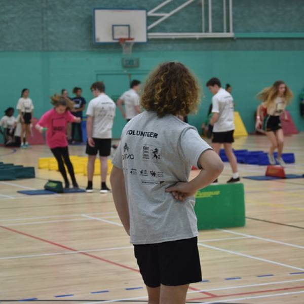 Kent school Games Finals 2019