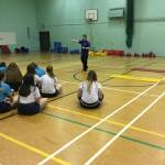 Sportshall Athletics Training