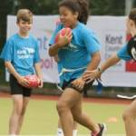Aylesford Primary Win Flag Football Kit