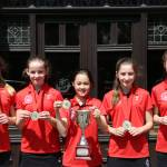 Walthamstow Hall win national Championships