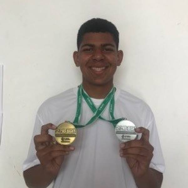 National Medals for Dover Student